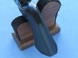 1961 Vintage Colt Buntline Scout .22LR Revolver w/ Original Box** Beautiful All-Original Example ** SOLD - 16 of 25