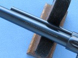 1961 Vintage Colt Buntline Scout .22LR Revolver w/ Original Box** Beautiful All-Original Example ** SOLD - 14 of 25