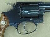 "1977 Smith & Wesson 3"" Model 36-1 Chief's Special .38 Spl. Revolver w/ Original Box, Manuals, Etc.* Minty All-Original Gun! * - 10 of 25"