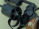 "1977 Smith & Wesson 3"" Model 36-1 Chief's Special .38 Spl. Revolver w/ Original Box, Manuals, Etc.* Minty All-Original Gun! * - 23 of 25"