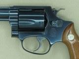 "1977 Smith & Wesson 3"" Model 36-1 Chief's Special .38 Spl. Revolver w/ Original Box, Manuals, Etc.* Minty All-Original Gun! * - 6 of 25"