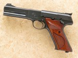 Colt Woodsman 3rd Series Match Target Model, Cal. .22 LR, 1975 Vintage SOLD