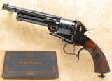 F.A.P. F.LLI Pietta Le Mat Model Cavalry Revolver, .44 Cal./20 Gauge Smooth Bore Percussion SOLD
