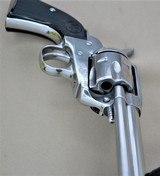 RUGER N.M. VAQUERO MANUFACTURED IN 2006 WITH BOX AND PAPERWORK .357/38 SPECIAL**SOLD** - 16 of 17