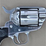 RUGER N.M. VAQUERO MANUFACTURED IN 2006 WITH BOX AND PAPERWORK .357/38 SPECIAL**SOLD** - 8 of 17