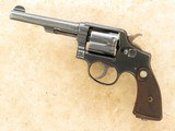 Smith & Wesson Military & Police, British Lend Lease WWII, Cal. .38 S&W, World War II