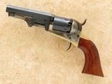 Italian Reproduction of a Colt 1849 Pocket, .31 Cal. Percussion