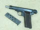 WW2 Nazi Germany Occupation FN Browning Model 1922 Pistol in .32 ACP** ALL-ORIGINAL & Matching **SOLD** - 18 of 21