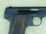 WW2 Nazi Germany Occupation FN Browning Model 1922 Pistol in .32 ACP** ALL-ORIGINAL & Matching **SOLD** - 7 of 21