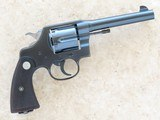 Colt New Service, Cal. .45 LC, 1930 Vintage SOLD - 1 of 10