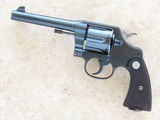 Colt New Service, Cal. .45 LC, 1930 Vintage SOLD - 2 of 10