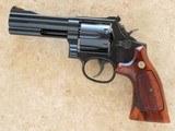 Smith & Wesson Model 586 Distinguished Combat Magnum, Cal. .357 Magnum, 4 Inch Barrel SOLD - 7 of 9