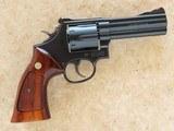 Smith & Wesson Model 586 Distinguished Combat Magnum, Cal. .357 Magnum, 4 Inch Barrel SOLD - 8 of 9