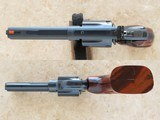 Smith & Wesson Model 586 Distinguished Combat Magnum, Cal. .357 Magnum, 4 Inch Barrel SOLD - 3 of 9