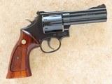 Smith & Wesson Model 586 Distinguished Combat Magnum, Cal. .357 Magnum, 4 Inch Barrel SOLD - 2 of 9