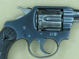 """1924 Vintage Colt 1st Issue Police Positive Revolver in .32 New Police/.32 S&W Long** Scarce 2.5"""" Inch All-Original Colt ** SOLD - 7 of 25"""