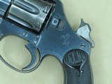 """1924 Vintage Colt 1st Issue Police Positive Revolver in .32 New Police/.32 S&W Long** Scarce 2.5"""" Inch All-Original Colt ** SOLD - 24 of 25"""