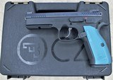 CZ SHADOW 2 WITH BOX, PAPERWORK, 3 MAGAZINES TOTAL WITH ALL ACCESSORIES **AS NEW** 9mm