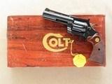 Colt Diamondback, Cal. .22 LR