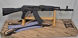 PALMETTO STATE AK-103S 7.62X39MM WITH BOX, PAPERWORK AND 1 30 ROUND MAGPUL MAGAZINE SOLD