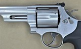 SMITH & WESSON MODEL 629-6 WITH MATCHING BOX, PAPERWORK 44 MAG 6 INCH BARREL**SOLD** - 6 of 20