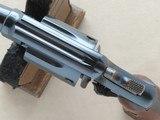 1962 Smith & Wesson Military & Police Model 10-5 .38 Special Revolver w/ Original Box, Etc.* PRISTINE Example ** SOLD - 12 of 25