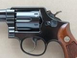 1962 Smith & Wesson Military & Police Model 10-5 .38 Special Revolver w/ Original Box, Etc.* PRISTINE Example ** SOLD - 8 of 25
