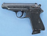 WALTHER PP MANUFACTURED IN 1940 7.65MM WW2 COMMERICAL SOLD