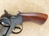 Starr Model 1858 Double Action.44 Percussion Revolver, Civil War Era - 6 of 11