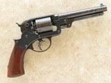 Starr Model 1858 Double Action.44 Percussion Revolver, Civil War Era - 10 of 11