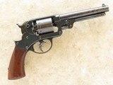 Starr Model 1858 Double Action.44 Percussion Revolver, Civil War Era - 2 of 11