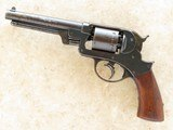 Starr Model 1858 Double Action.44 Percussion Revolver, Civil War Era - 1 of 11