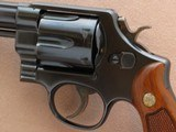 Smith & Wesson Model 58 .41 Magnum Military & Police **1974 Vintage Pinned & Recessed** SOLD - 4 of 23