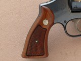 Smith & Wesson Model 58 .41 Magnum Military & Police **1974 Vintage Pinned & Recessed** SOLD - 7 of 23