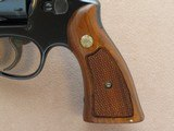 Smith & Wesson Model 58 .41 Magnum Military & Police **1974 Vintage Pinned & Recessed** SOLD - 3 of 23