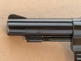 Smith & Wesson Model 58 .41 Magnum Military & Police **1974 Vintage Pinned & Recessed** SOLD - 6 of 23