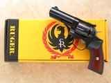 Ruger GP100, Cal. .357 Magnum, 4 Inch Blue with Box and Sleeve SOLD