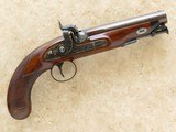 Sharp Maidstone Gentleman Pistols, Cased, .65 Cal. Percussion, Beautiful Condition - 15 of 26
