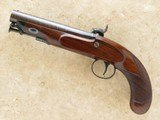 Sharp Maidstone Gentleman Pistols, Cased, .65 Cal. Percussion, Beautiful Condition - 6 of 26