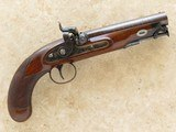 Sharp Maidstone Gentleman Pistols, Cased, .65 Cal. Percussion, Beautiful Condition - 4 of 26