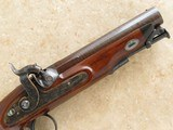 Sharp Maidstone Gentleman Pistols, Cased, .65 Cal. Percussion, Beautiful Condition - 16 of 26