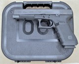 GLOCK 34 GEN4 WITH MATCHING BOX, 3 MAGAZINES, ALL FACTORY EXTRAS