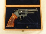 Smith & Wesson Model 57, Cal. .41 Magnum, 4 Inch Barrel SOLD - 1 of 13