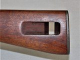 """S'G' SAGINAW M1 CARBINE MANUFACTURED 1943,30 CARBINE REBUILD WITH A """"IR-IP"""" STOCK SOLD - 9 of 23"""