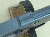 1968-1981 Vintage High Standard Model 107 Military Supermatic Citation .22 Pistol** MINT Example! **SALE PENDING** - 14 of 25