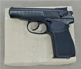 IMEZ RUSSIAN MAKAROV PISTOL WITH MATCHING BOX AND CLEANING ROD .380 - 1 of 15