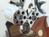 "1980 Colt Trooper Mk.III .22 LR Revolver w/ 8"" Barrel & Nickel Finish** BEAUTIFUL All-Original Example! ** - 22 of 24"