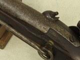 1851 Vintage U.S. Military Springfield Model 1847 Cavalry Musketoon in .69 Caliber** Seldom-Seen Springfield! ** - 24 of 25
