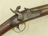 1851 Vintage U.S. Military Springfield Model 1847 Cavalry Musketoon in .69 Caliber** Seldom-Seen Springfield! ** - 22 of 25
