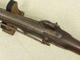 1851 Vintage U.S. Military Springfield Model 1847 Cavalry Musketoon in .69 Caliber** Seldom-Seen Springfield! ** - 12 of 25